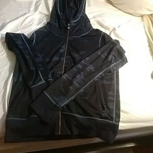 Camouflage Lululemon jacket